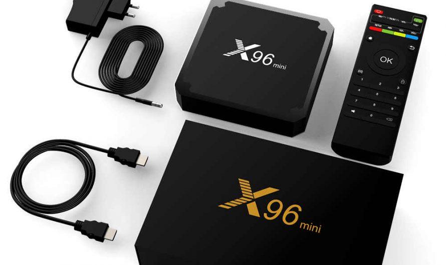 Обзор Приставки X96 Mini