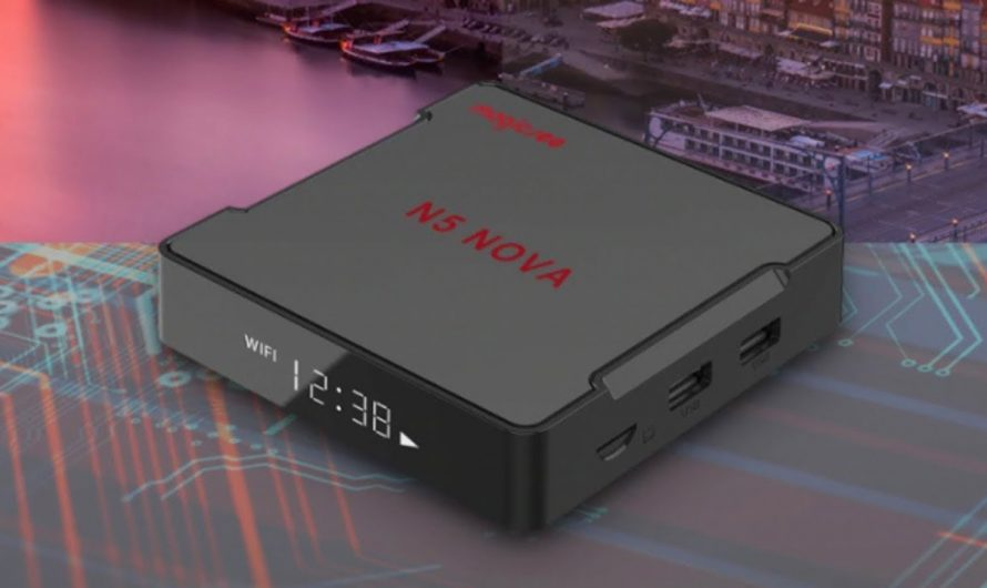 Обзор Приставки Magicsee N5 NOVA