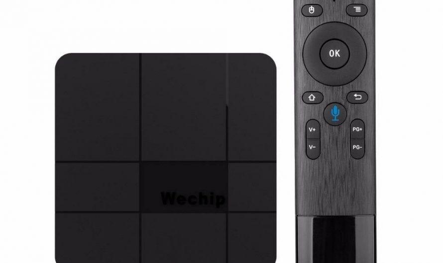 Обзор Приставки Wechip V8
