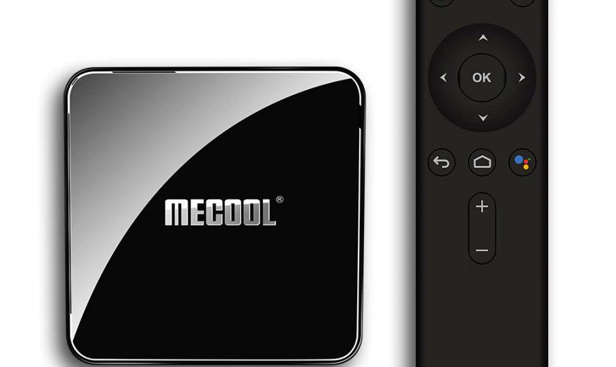 Обзор Приставки Mecool KM3