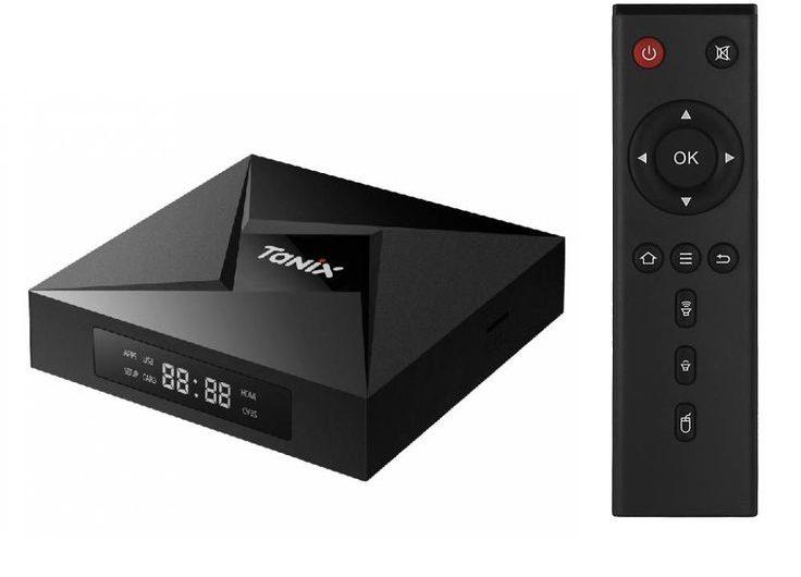 Обзор Приставки Tanix TX9 Pro