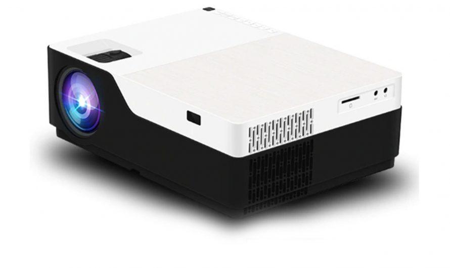 Обзор проектора M18 LED